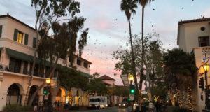 State Street in Santa Barbara Kalifornien