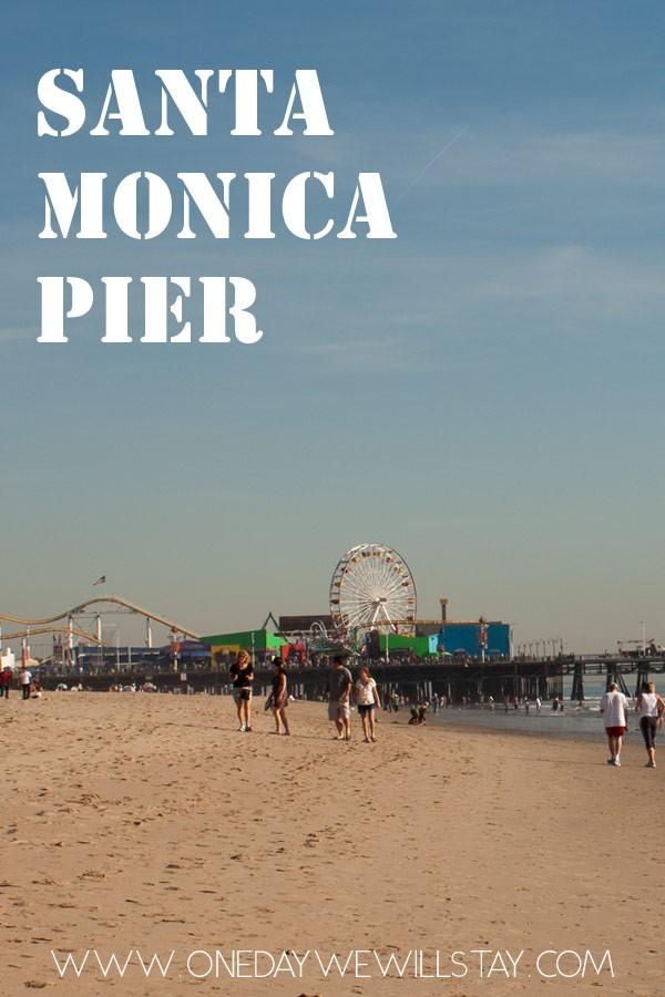 Santa Monica Pier: Öffnungszeiten, Parken, Bike Rental! Hier kommen alle Infos zur Top Sehenswürdigkeit in Los Angeles!