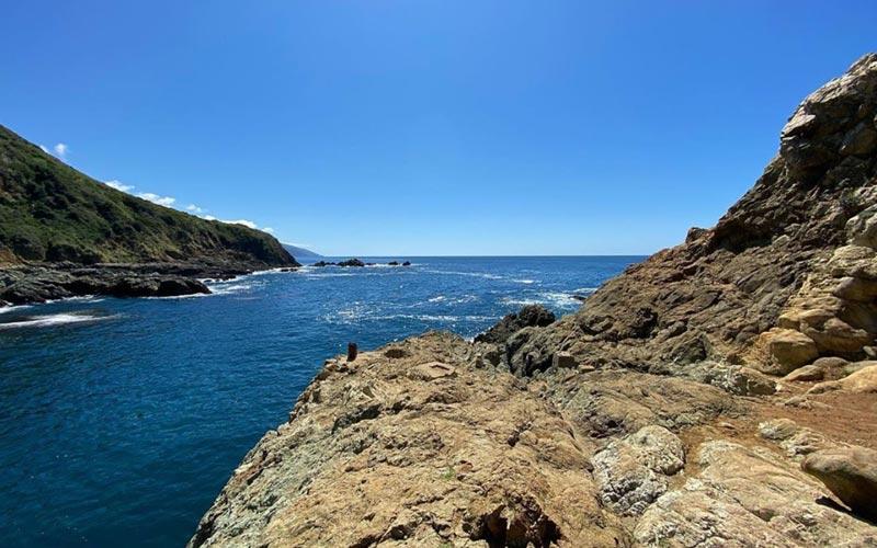 Partington Cove