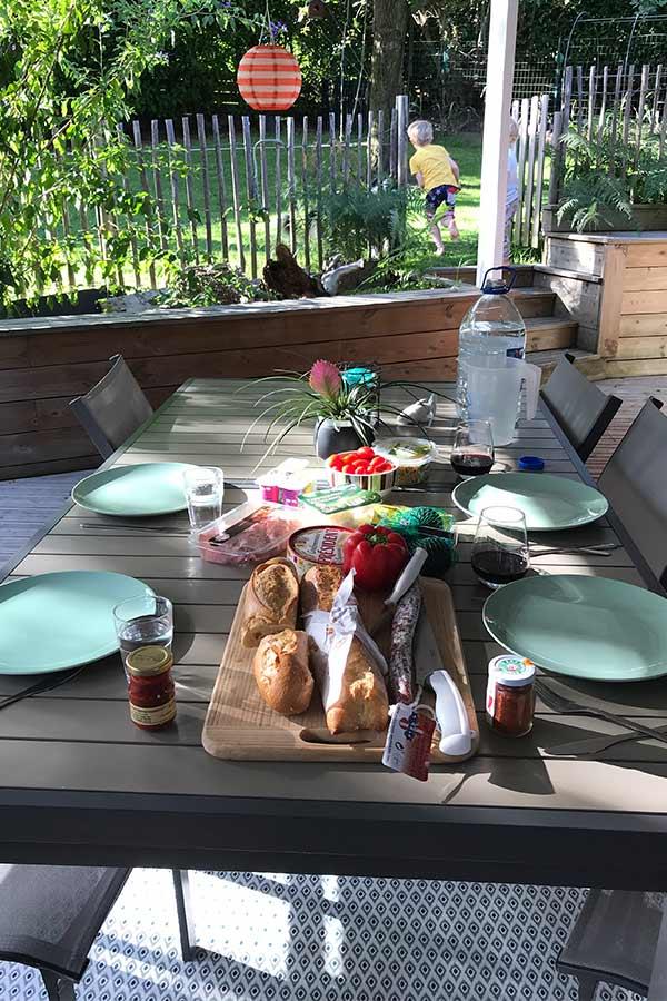 Essen in Frankreich